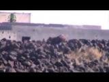 Видео боевиков группировки Ахрар аш-Шам по работе снайперов в различных провинциях Сирии.