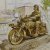 Можаров П.В. ● История советских мотоциклов
