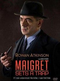 Мегрэ расставляет сети / Maigret Sets a Trap (Сериал 2016)