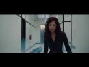 Наташа Романова Романофф и Хэппи нейтрализуют охрану в «Хаммер Индастрис». Железный Человек 2.