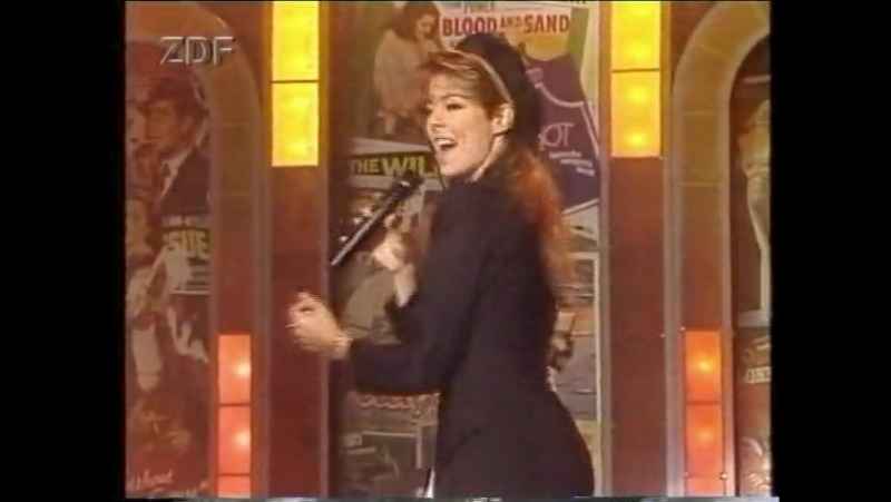 Sandra - Around My Heart (Nase Vorn, 22.04.1989) Germany