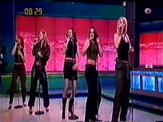 Girls Aloud - Sound Of The Underground @ RISE 2002