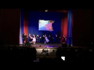 Белый танец ансамбль Ассорти