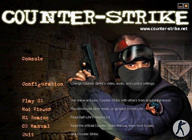 Модификация для Half-life - Counter-Strike, была выпущена в июне 1999, и уж