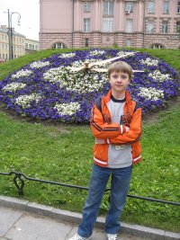 Артем Капустин, 1 января 1996, Санкт-Петербург, id15777358