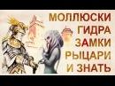 Бесхребетные захватчики средних веков. Версии, артефакты