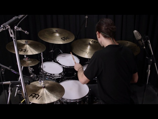 Cynic Humanoid drum playthrough