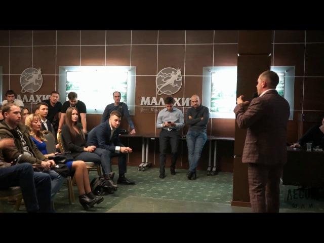 Евгений Пшеницин. Выступление. 05.12.2017