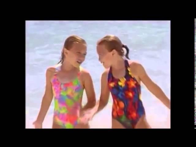 Mary-Kate Ashley Olsen - Wild, Wet, Wacky, Wonderful World