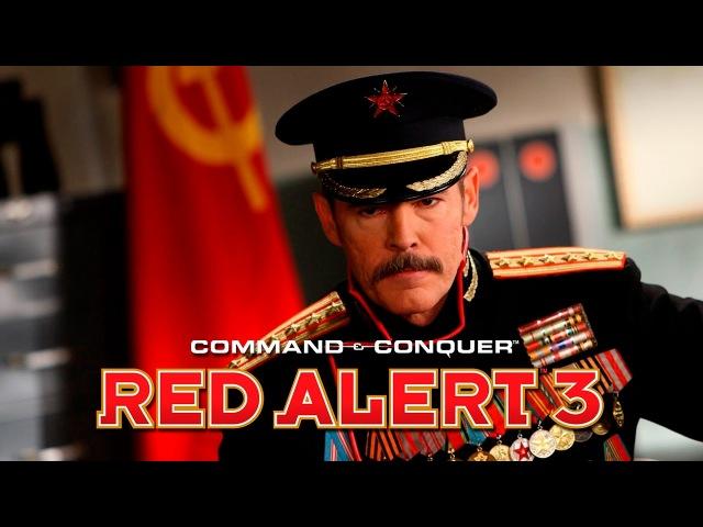 CC Red Alert 3 Uprising Movie Allied Soviet Campaigns All Cutscenes