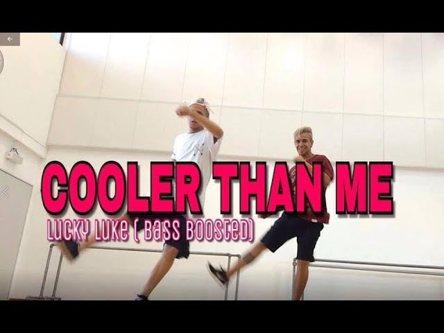Cooler Than Me (Luck Luke Remix) - Coreografia Guu Henrike ft. Iguinho FREE STEP