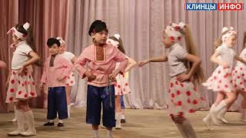 В Клинцах прошел городской смотр конкурс творческих номеров дошкольных учреждений