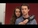 '13 Reasons Why's' Dylan Minnette Katherine Langford on 'Heart Wrenching' Show