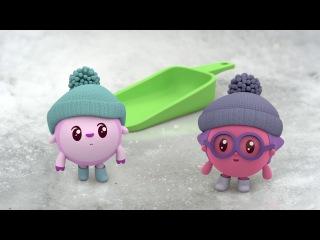 Малышарики - Снег (Серия 113) Мультики для малышей от 1 года
