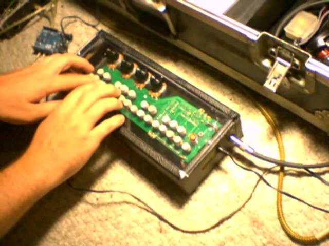 Programmable Arduino Synth
