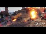 World of Tanks - Эволюция графики: движок Core