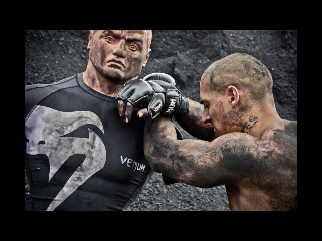 Venum Former Training MMA 2015 Jerome Pina