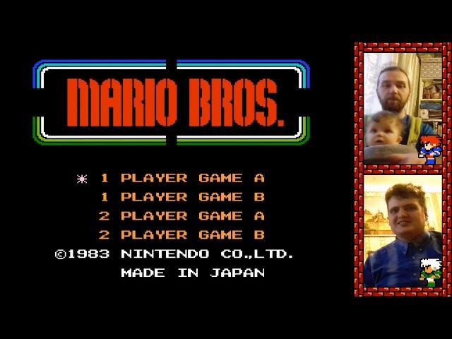 Picachu Bros - Mario Bros (Замок Зверя, Ветер и Наруто)