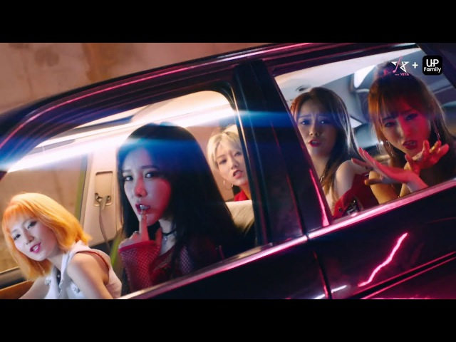【HD】Yep Girls-One More Night MV [Official Music Video]官方完整版MV(抄襲BLACKPINK?)