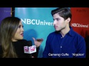 Cameron Cuffe of 'KRYPTON' at NBC Press Tour