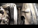 Замена натяжитель башмак успокоитель и цепь ГРМ ВАЗ 2101