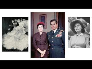 Soraya Esfandiary-Bakhtiary, the second wife of Shah Mohammad Reza Pahlavi