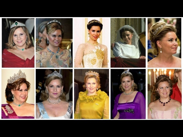 Maria Teresa: The Cuban Girl Who Became Grand Duchess of Luxembourg