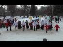 Театр Диез - Ярмарка (Проводы зимы) Фестиваль В единстве сила