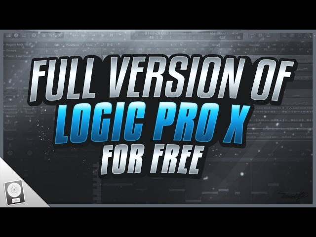 How To Get Logic Pro X 10.3.2 For FREE! | Mac OS X Tutorial