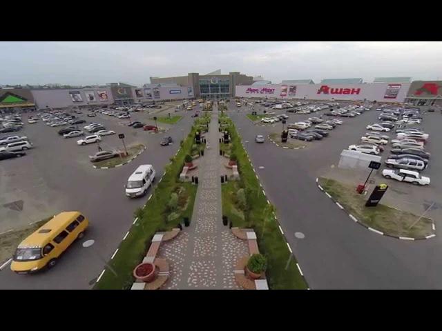 Aquarelle hypermarket in Volgograd Russia