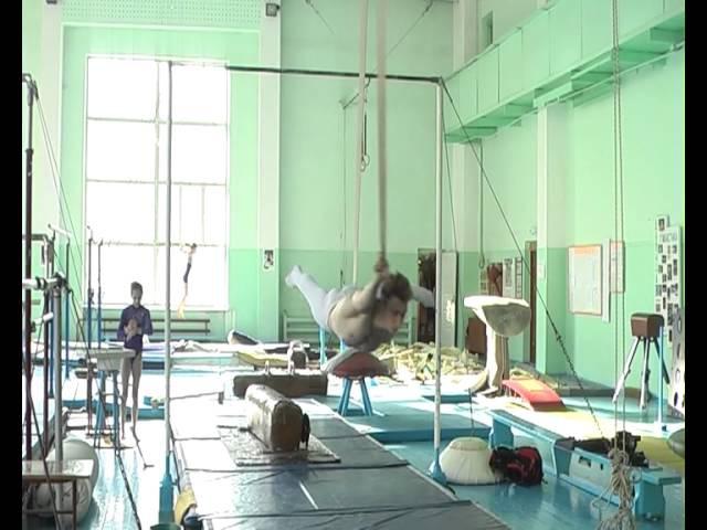 CIRCUS/ Aerial Straps, Воздушные Ремни - Artur Pavlyk
