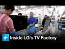 Exclusive tour of LGs OLED RD and manufacturing facilites in South Korea