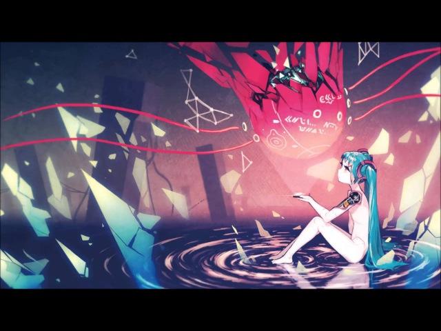【Hatsune Miku Append】- Take this all away (Metaloud Witches Version) 【Calvi Okame-P】