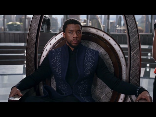 Black Panther TV spot Kingdom Come