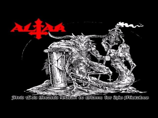 Altar God Created Satan To Blame For His Mistakes Full Album 2017