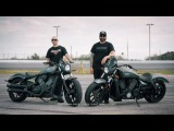 Burn-Out Weltrekord mit 2017 Victory Octane