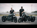 Burn Out Weltrekord mit 2017 Victory Octane