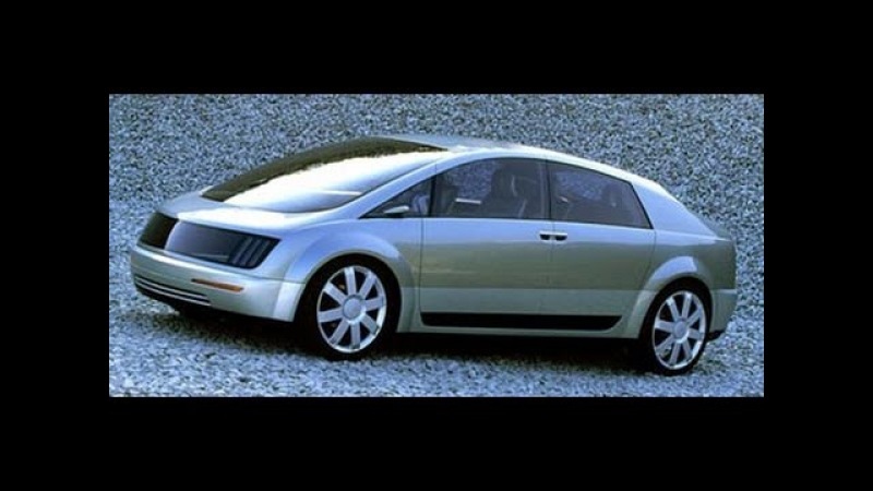 Top Gear обзор GM HyWire авто на водороде/ Топ Гир