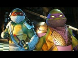 Injustice 2 - Teenage Mutant Ninja Turtles Characters Gameplay @ 1080p (60ᶠᵖˢ) HD ✔
