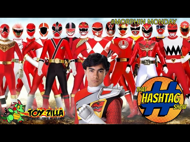 POWER RANGERS Dino Charge Brennan Mejia Plays Your Season Or Not Your Season