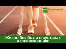 Жизнь без боли в суставах и позвоночнике. Лекция Н.Г. Байкуловой (06.07.17)