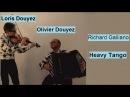 Richard Galliano Heavy Tango Duo: Olivier Douyez (accordéon) -Loris Douyez (violon)