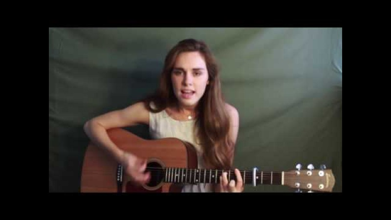 Way Down We Go by Kaleo- (Cover by Sydney Rhame)