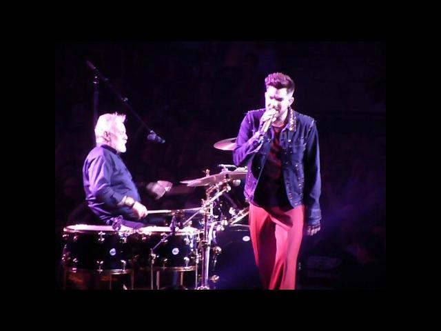 Queen Adam Lambert - CLTCL, Vienna 8.11.17