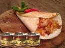 Вкусные рецепты с тушенкой – буритто с тушенкой из говядины Войсковой Спецрезерв