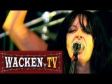 Girlschool - 3 Songs - Live at Wacken Open Air 2016