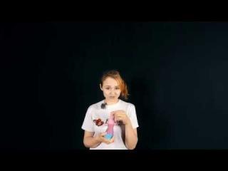 Erasexa: Видеообзор на Ночную Фурию mini в soft velvet touch silicone