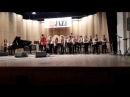 Rostov Childrens Big Band Conducted by Andrey Machnev Gnesin Jazz Competition 2017