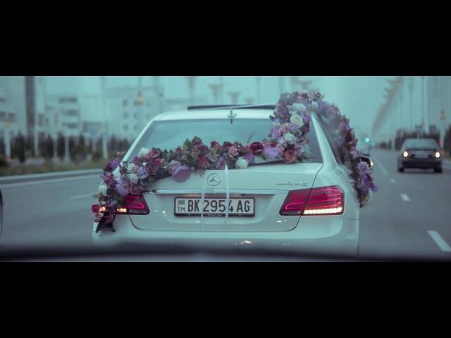 Türkmen toýy - Kakajan we Aýna | 2017 (KaVideo)