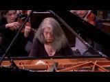 Martha Argerich (2017) - Liszt Piano Concerto No. 1 - Vienna Philharmonic